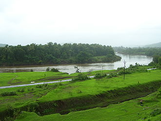 Western India - Konkan in monsoon