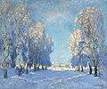 Konstantin Gorbatov - Winter Day.jpg
