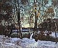 Konstantin Gorbatov - Winter Sunset.jpg