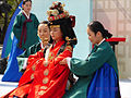 Korea-Seoul-Royal wedding ceremony 1317-06.JPG