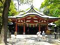 Koshigaya-Hisaizu Shrine.JPG