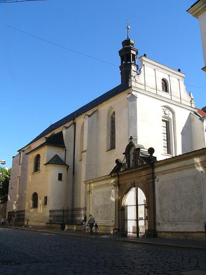 St. Catherine Monastery, Olomouc