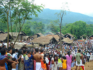 Kottiyoor Temple - Festival time