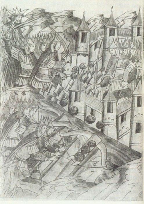 Kozelsk siege