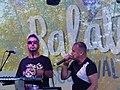 Kozmix a Balaton Fesztiválon.jpg