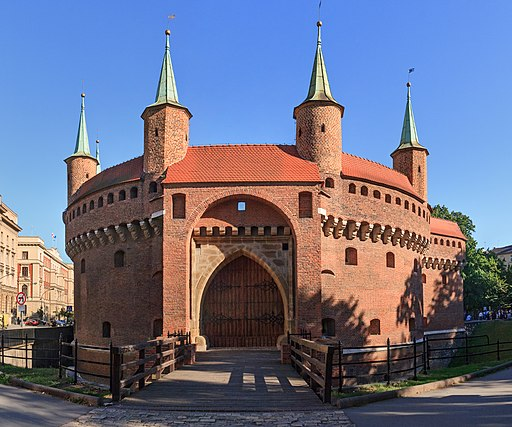 Krakow Barbakan G74