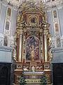 Krasiczyn - kaplica, ołtarz.jpg