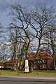 Kriegerdenkmal 1870-71 Ahrensburg.Lage.ajb.jpg