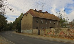 Britzer Straße in Eberswalde