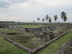 Iskandar Muda - Iskandar Muda Fort in Krueng Raya, Aceh Besar Regency