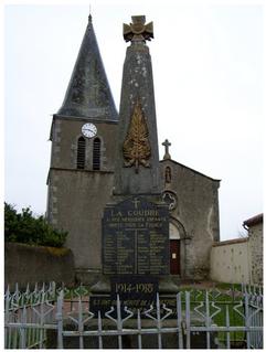 La Coudre, Deux-Sèvres Part of Argentonnay in Nouvelle-Aquitaine, France
