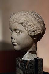 Portrait de Lucilla
