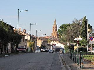 Lézat-sur-Lèze Commune in Occitanie, France