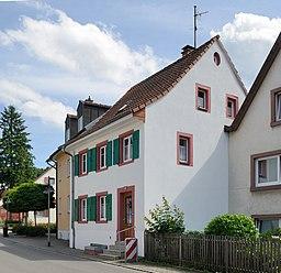 Hauptstraße in Lörrach