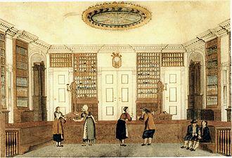 Pharmacies of Norway - Johan F. L. Dreier: Løveapoteket in Bergen