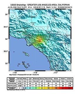 2008 Chino Hills earthquake