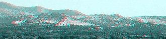 Dinosaur Hill Park - Image: LBL Foothills BW Ana