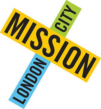 London City Mission - London City Mission Logo 2015