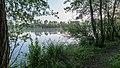 LSG-Rurtal noerdlich der Autobahn A 44 Barmener Baggersee von Süd I.jpg