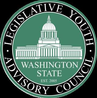 Washington State Legislative Youth Advisory Council Council created to advise Washington State Legislature on youth issues