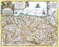 La Biscaye Divisée en ses 4 Parties principales et Le Royaume de Navarre Divisée en ses Merindades.png