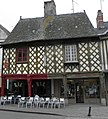 La Guerche-de-Bretagne (35) Rue de Nantes N°4-6.jpg
