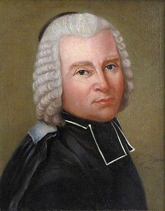 Nicolas-Louis de Lacaille - Portrait of Nicolas Louis de Lacaille by Anne-Louise Le Jeuneux