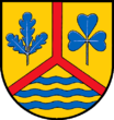Coat of arms of Ladelund