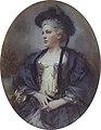 Lady Wimborne, née Cornelia Henrietta Maria Spencer-Churchill, OBE. 1905. Watercolour by Mabel Emily Lee Hankey.jpg