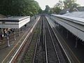 Ladywell station high southbound.JPG