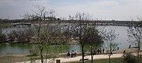 Laguna de Mari Pascuala - Parque de Polvoranca - Madrid - España.jpg