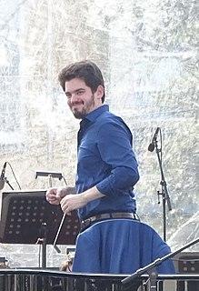 Lahav Shani Israeli conductor and pianist