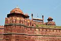 Lahori Gate Ramparts - Red Fort - Delhi 2014-05-13 3141.JPG