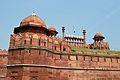 Lahori Gate Ramparts - Red Fort - Delhi 2014-05-13 3141.JPG