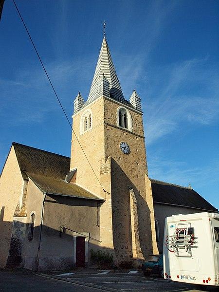 Laigné (Mayenne, France)