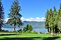 Lake Quinault from Lake Quinault Lodge lawn 01.jpg