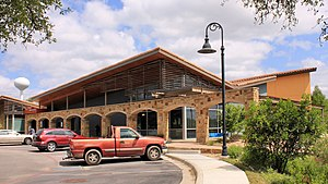 Lakeway, Texas - Lake Travis Community Library