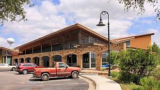 Lakeway, Texas - Lake Travis Community Library