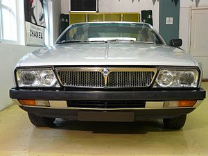Lancia Gamma - Image: Lancia Gamma coupé FL front