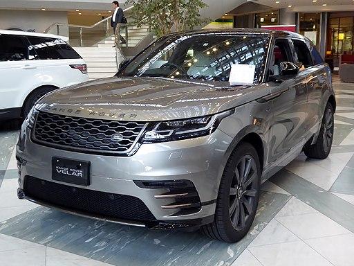 Land Rover RANGE ROVER VELAR R-DYNAMIC SE (CBA-LY3VA) front