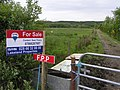 Land for sale - geograph.org.uk - 810764.jpg