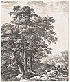 Landscape with Venus and Adonis, from the Series of Six Mythological Scenes MET DP876281.jpg