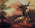 Landscape with Woodcutter and Milkmaid.jpg