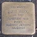 Landshut Stolperstein Marx, Hugo.jpg