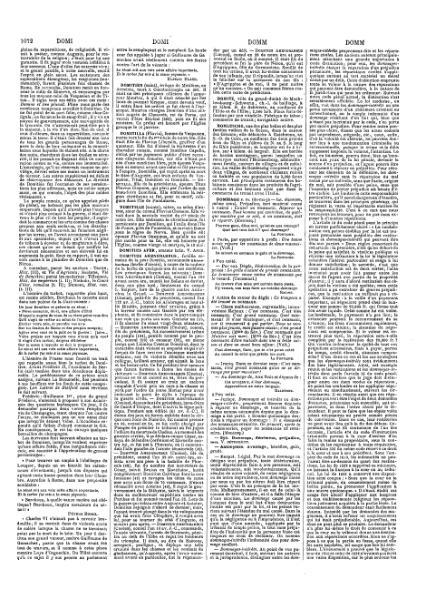 File:Larousse - Grand dictionnaire universel du XIXe siècle - Tome 6, part. 4, Domm-Dz.djvu