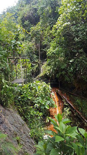 Las Pavas - Las Pavas area emerald mining Quípama and Muzo, Boyacá, Colombia