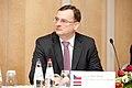 Latvijas un Čehijas premjerministri atklāj Latvijas-Čehijas biznesa forumu (8747335602).jpg