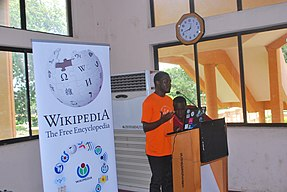 Launching Wikimedia Fan Club UNILORIN 46.jpg