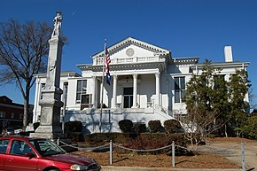 Laurens County Courthouse, Laurens, South Carolina.jpg