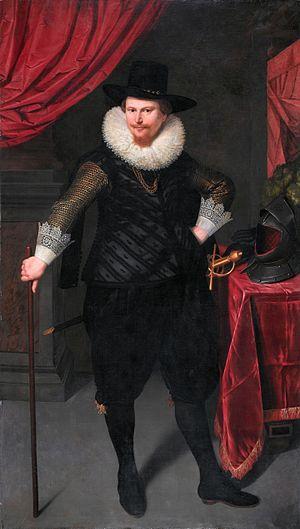 Laurens Reael - Image: Laurens Reael 1583 1637